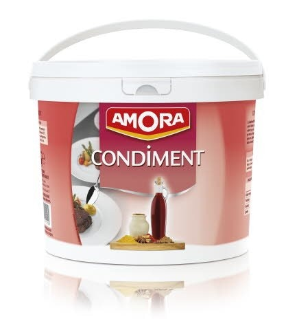 Amora Condiment Seau 5kg -