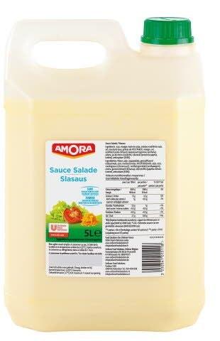 Amora Sauce Salade Bidon 5L -