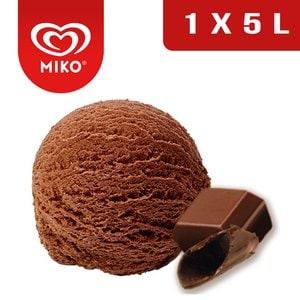 Carte d'Or Crème glacée Chocolat noir - 5 L -