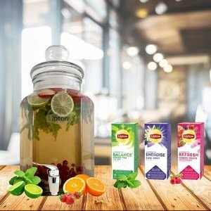 Vous avez gagné un kit Fontaine pour cocktail à thé ! -