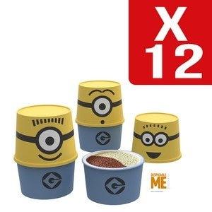 Glace Minions x 12 -