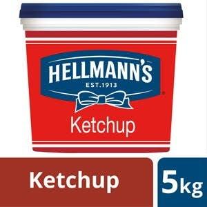 Hellmann's Tomato Ketchup Seau 5 kg -