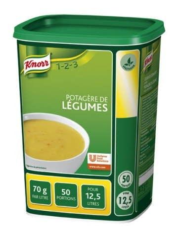 Knorr 1-2-3 Potagère de Légumes -