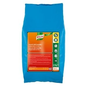 Knorr 123 Sauce Béchamel préparation à froid 2,5 kg -