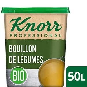 Knorr Bouillon de Légumes BIO 50L 1kg -