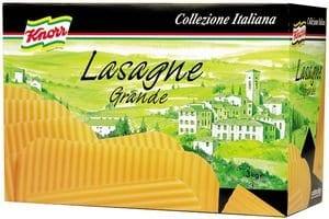 Knorr Collezione Italiana Lasagne 5kg -