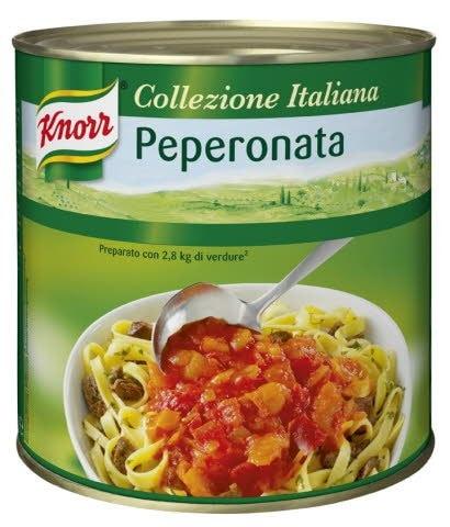 Knorr Collezione Italiana Sauce Peperonata 2,6kg -