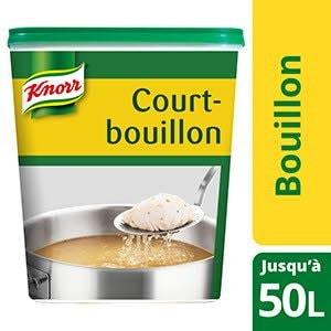 Knorr Court-Bouillon Déshydraté 1kg jusqu'à 50L -