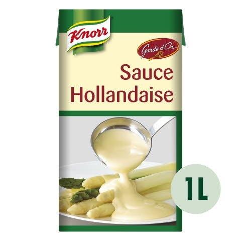 Knorr Garde d'or Sauce Hollandaise Brique 1L -