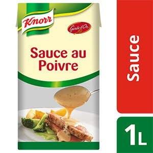 Knorr Garde d'or Sauce Poivre 1L -
