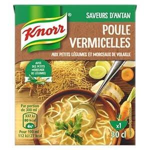 Knorr Poule Vermicelles 30cl -