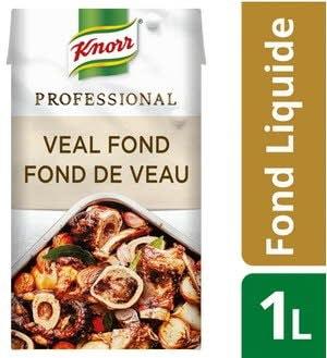 Knorr Professional Fond de Veau liquide Bouteille 1L -