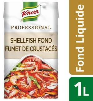 Knorr Professional Fumet de Crustacés liquide 1L -