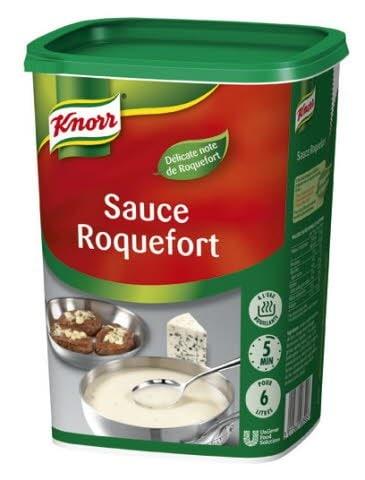 Knorr Sauce Roquefort Déshydratée 780g Jusqu'à 6L -