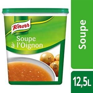 Knorr Soupe à l'Oignon 565g 50 portions -