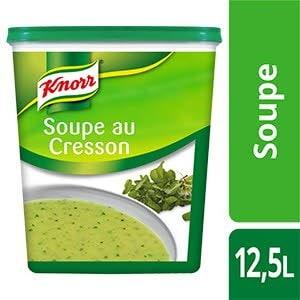 Knorr Soupe au Cresson 750g 50 portions -