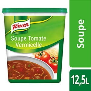Knorr Soupe Tomate Vermicelle 875g 50 portions -