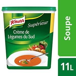 Knorr Supérieur Crème de légumes du sud 1,155kg 44 portions -