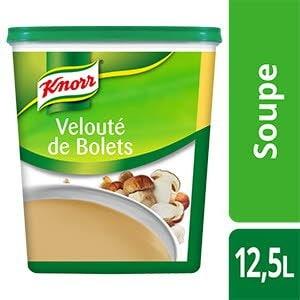 Knorr Velouté de Bolets 940g 50 portions -