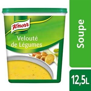 Knorr Velouté de Légumes 940g 50 portions -