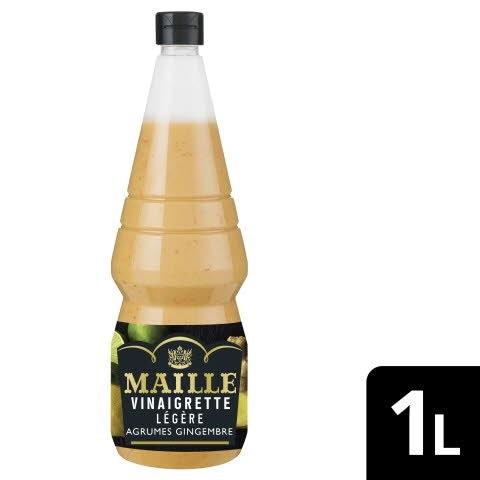 Maille Inspiration Vinaigrette légère Agrumes Gingembre 6x1L -