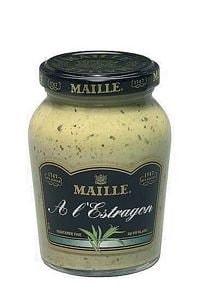 Maille Moutarde à l'Estragon 200 ml -