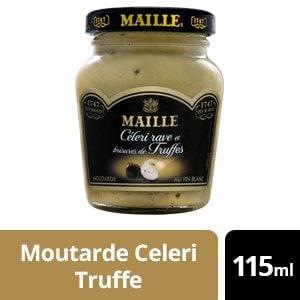 Maille Moutarde Céleri et Brisures de Truffe - 12 x 115 ml -