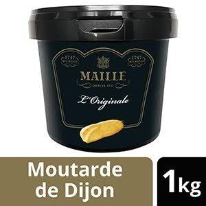 Maille Moutarde de Dijon Seau 1Kg -