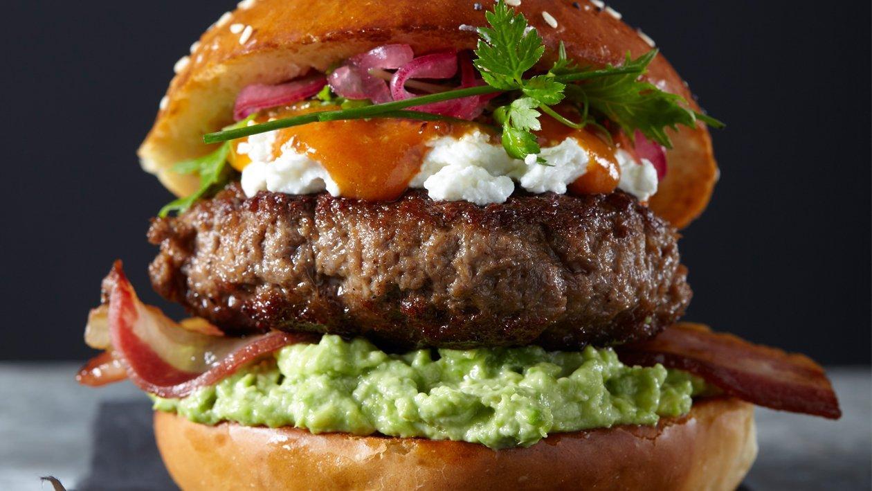 Burger New-York – Recette