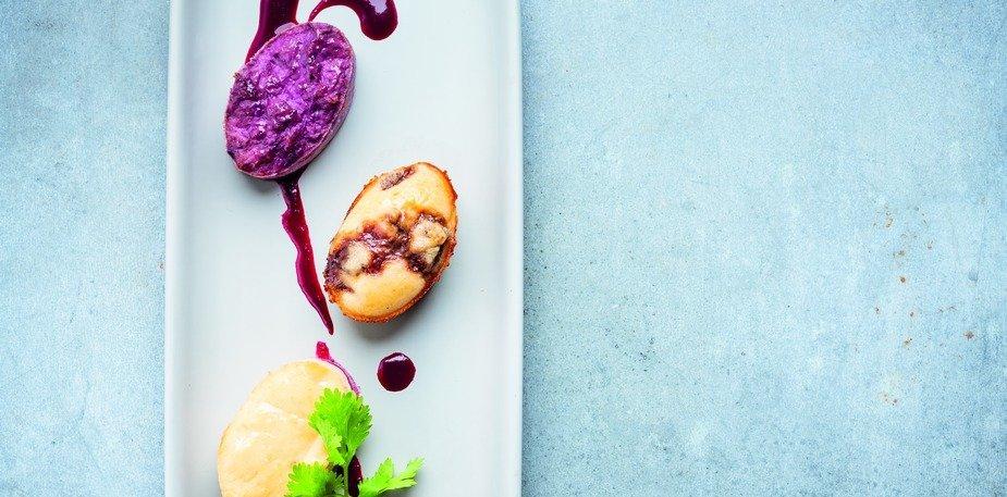 Magret de canard, chou rouge et fruits rouges à l'Alsacienne ( Manger mains ) – Recette