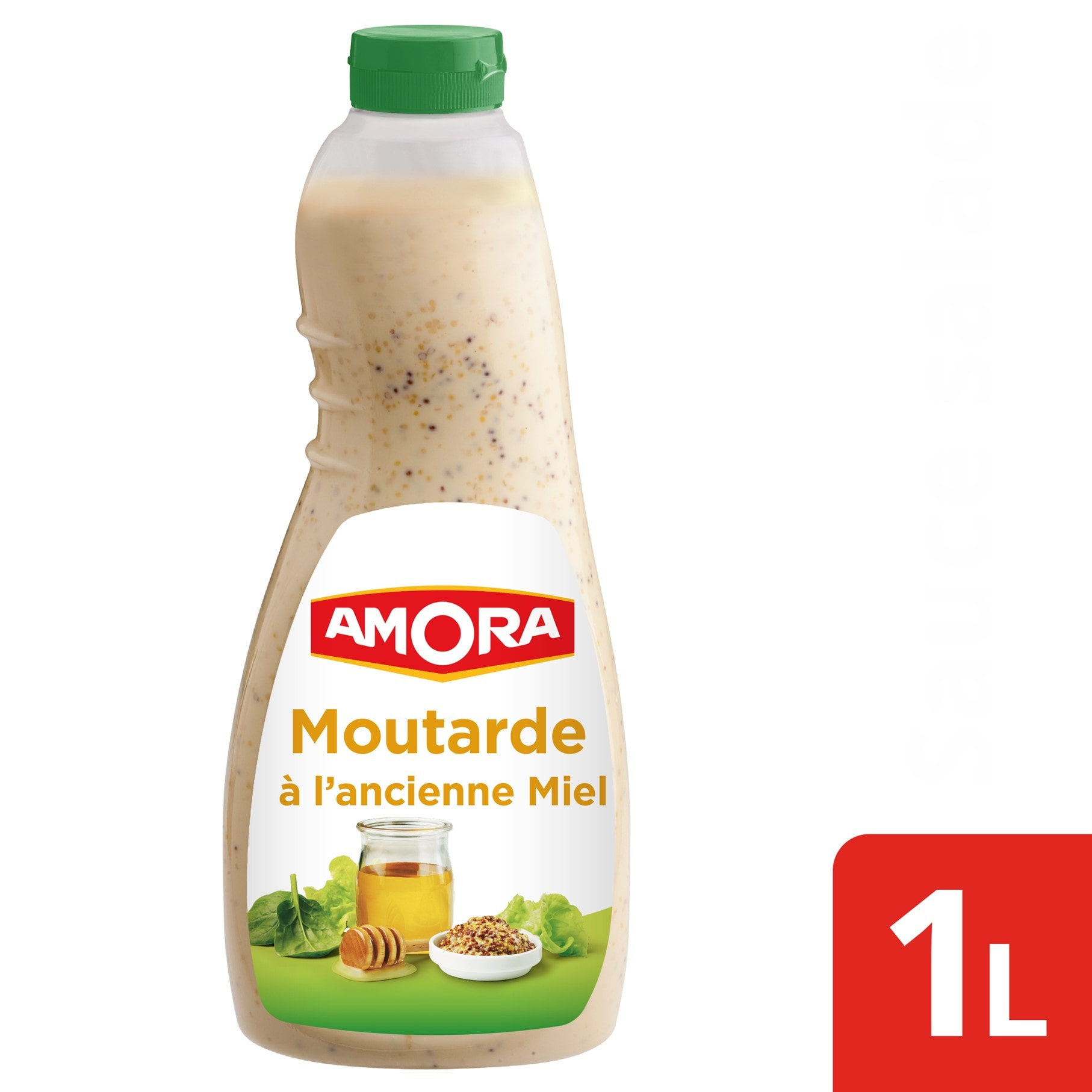 Amora Sauce Salade Moutarde Miel 1L -